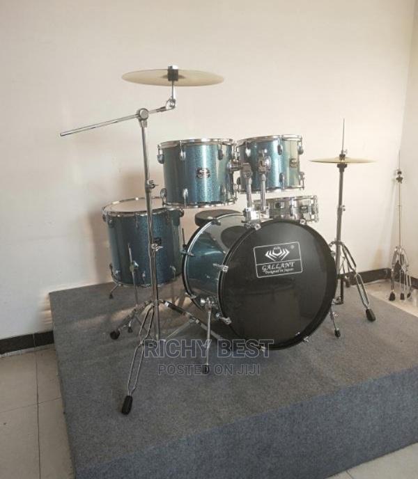 GT 5D Gallant 5 PC Drum Set