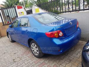 Toyota Corolla 2009 Blue | Cars for sale in Lagos State, Ikeja