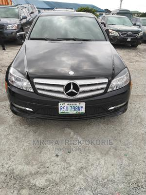 Mercedes-Benz C300 2012 Black   Cars for sale in Rivers State, Port-Harcourt