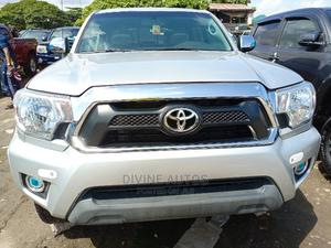 Toyota Tacoma 2014 Silver | Cars for sale in Lagos State, Amuwo-Odofin