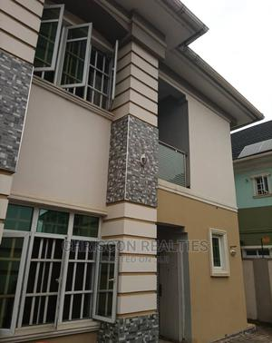Furnished 4bdrm Duplex in New Oko Oba Estate, Ifako-Ijaiye for Sale | Houses & Apartments For Sale for sale in Lagos State, Ifako-Ijaiye