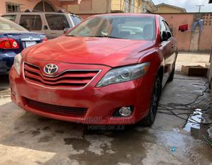 Toyota Camry 2010 Red   Cars for sale in Lagos State, Surulere