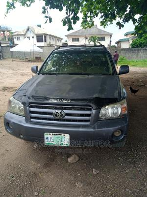 Toyota Highlander 2005 Limited V6 Blue | Cars for sale in Lagos State, Isolo