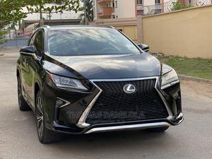 Lexus RX 2017 Black   Cars for sale in Abuja (FCT) State, Wuse 2