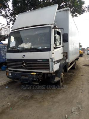 Mercedes Benz Truck 814 Eco Power Engine | Trucks & Trailers for sale in Lagos State, Amuwo-Odofin