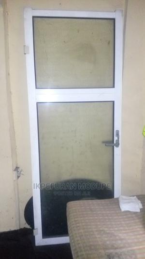Aluminum Door | Doors for sale in Lagos State, Yaba
