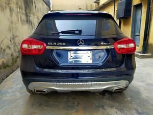 Mercedes-Benz GLA-Class 2017 Blue   Cars for sale in Lagos State, Isolo