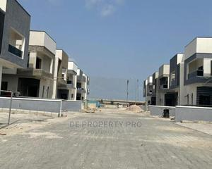 3 Bedroom Semi Detached Duplex With Bq | Houses & Apartments For Sale for sale in Lagos State, Lekki