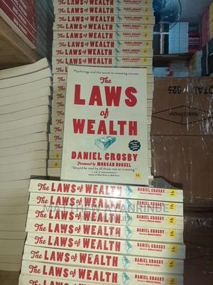 Law of Wealth   Books & Games for sale in Lagos State, Yaba