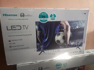 "Hisense 43"" LED Tv | TV & DVD Equipment for sale in Osun State, Osogbo"