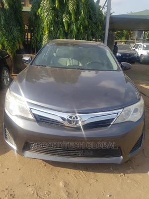 Toyota Camry 2012 Gray | Cars for sale in Lagos State, Ifako-Ijaiye