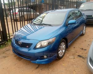 Toyota Corolla 2009 Blue   Cars for sale in Lagos State, Egbe Idimu