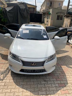 Lexus ES 2013 White   Cars for sale in Lagos State, Lekki