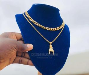 Double Necklace   Jewelry for sale in Delta State, Warri