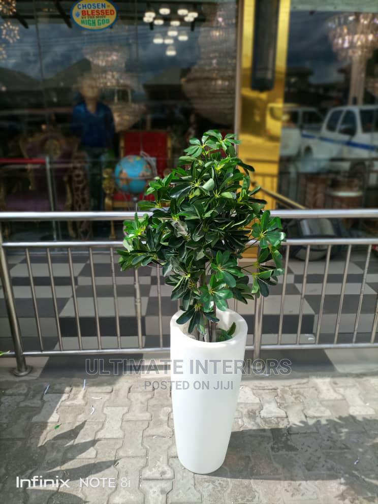 Luxurious Artificial Green Flower Plants