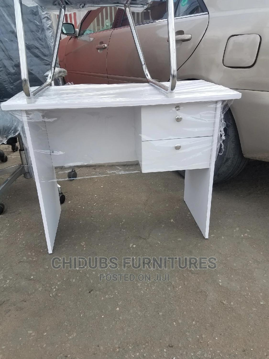 3ft Office Table With Drawers