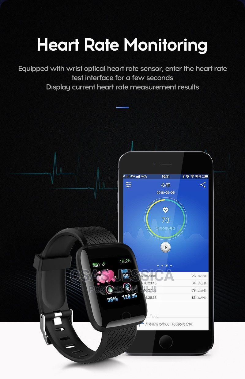 Archive: Smart Health Bracelet - Black