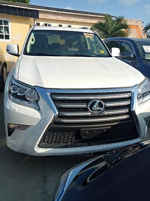 Lexus GX 2014 460 Luxury White | Cars for sale in Lagos State, Ajah