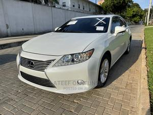 Lexus ES 2013 350 FWD White   Cars for sale in Lagos State, Ikoyi