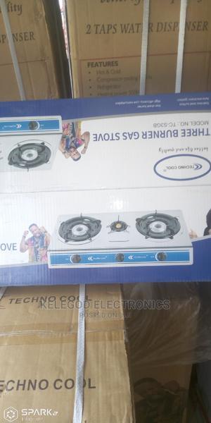 3 Burner Gas Stove   Kitchen Appliances for sale in Lagos State, Victoria Island