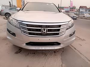 Honda Accord CrossTour 2010 EX-L AWD Silver | Cars for sale in Oyo State, Ibadan