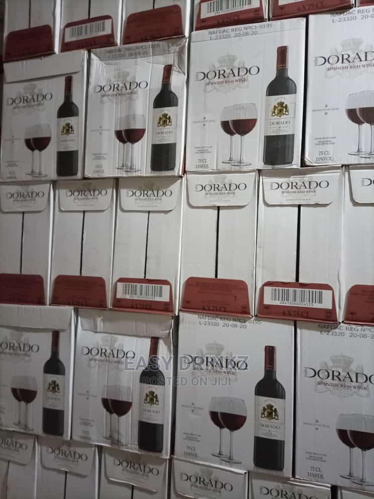 Archive: Dorado Red Wine