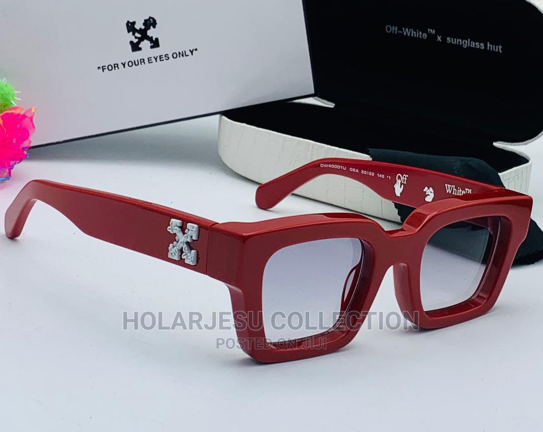 Archive: Quality OFF WHITE Sunglasses
