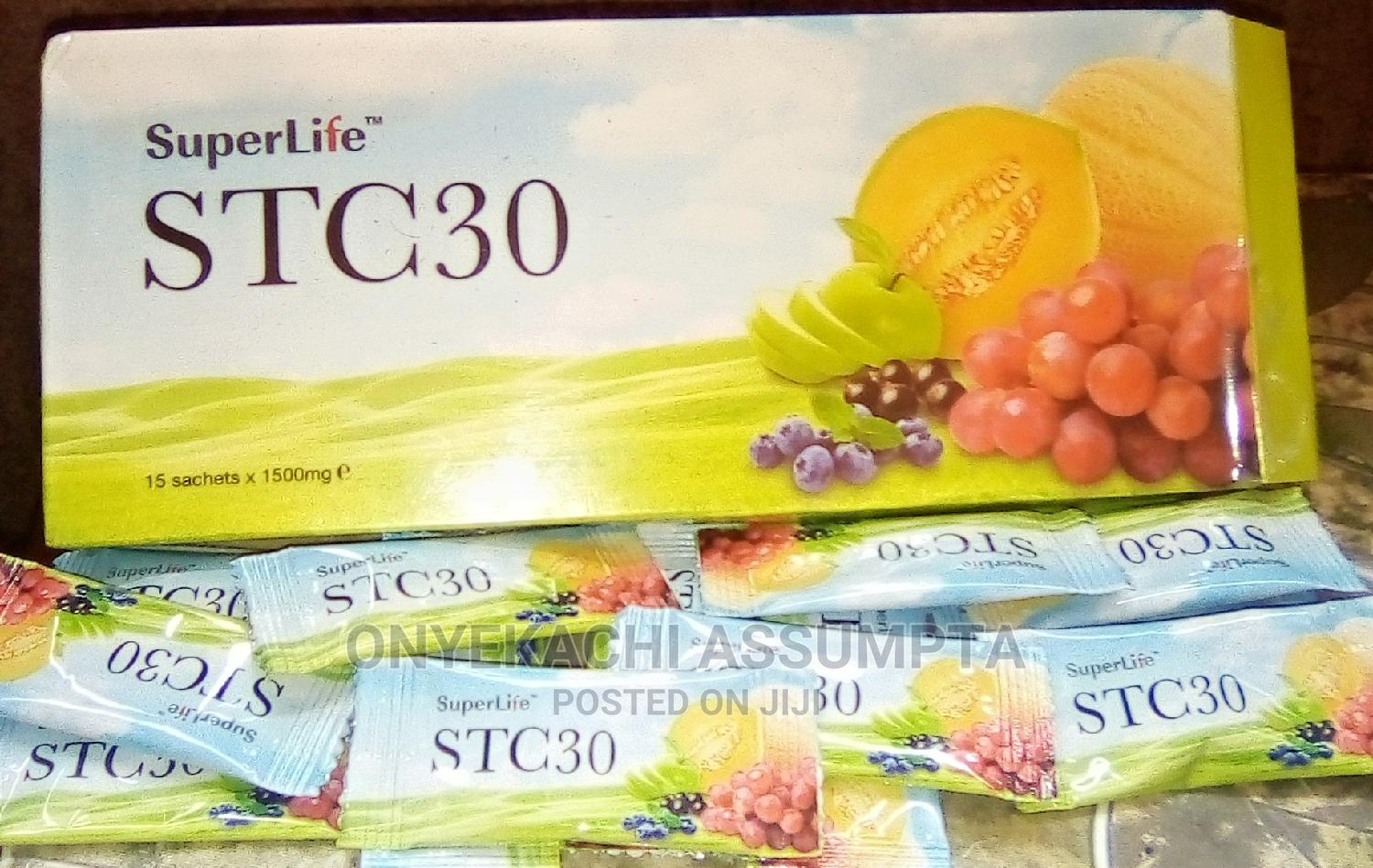 SUPER LIFE STC30 Stem Cell Therapy | Vitamins & Supplements for sale in Onitsha, Anambra State, Nigeria