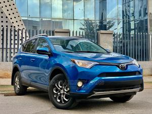 Toyota RAV4 2018 Blue   Cars for sale in Abuja (FCT) State, Central Business Dis