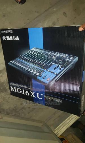Original Yamaha MG 16xu | Audio & Music Equipment for sale in Lagos State, Ojo