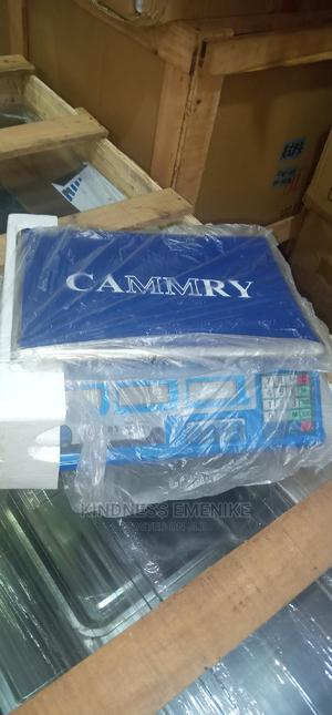 Camry Digital Scale Blue Colour | Store Equipment for sale in Lagos State, Ojo