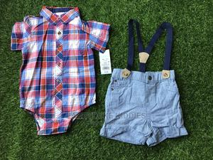 Boys Cat Jack 2 Piece Set | Children's Clothing for sale in Lagos State, Agboyi/Ketu