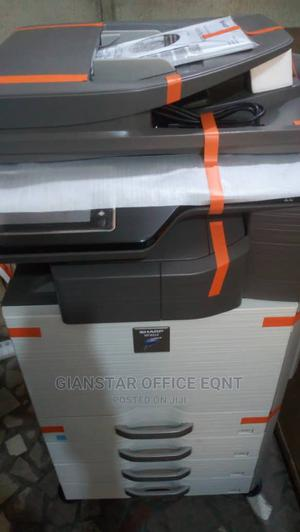 Sharp Black and White MX-M464N | Printers & Scanners for sale in Lagos State, Ojo