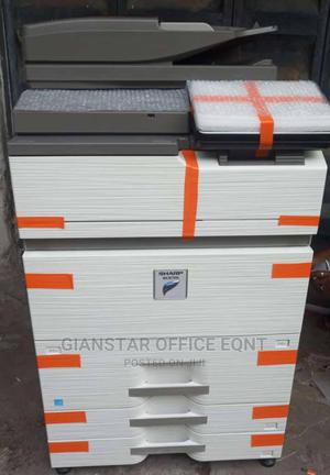 Sharp Black and White Copier, MX-M754N | Printers & Scanners for sale in Lagos State, Ojo