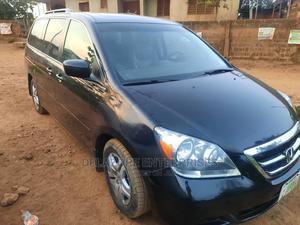 Honda Odyssey 2008 EX-L DVD Black | Cars for sale in Kwara State, Ilorin South