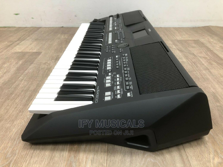 Professional Keyboard PSR-SX600