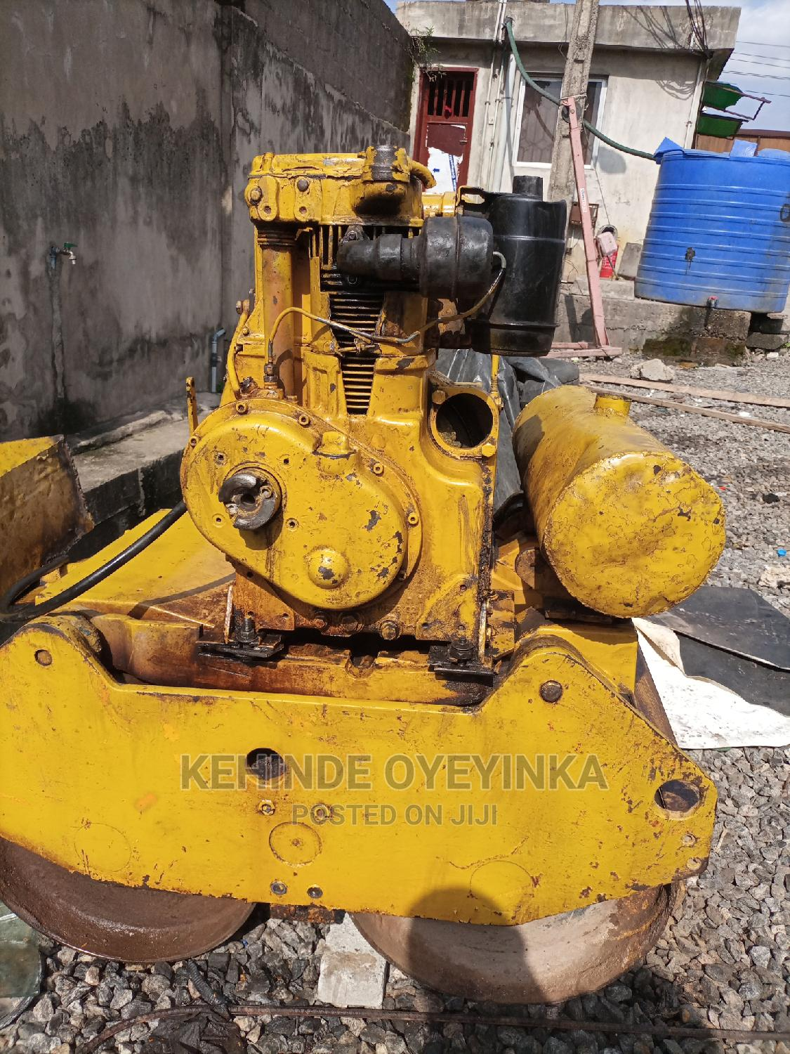 Hand Roller Compactor   Heavy Equipment for sale in Ojodu, Lagos State, Nigeria