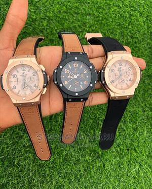 Quality Rolex Leather Wrist Watch | Watches for sale in Rivers State, Obio-Akpor