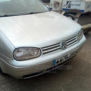 Volkswagen Golf 2002 Silver | Cars for sale in Lagos State, Ifako-Ijaiye