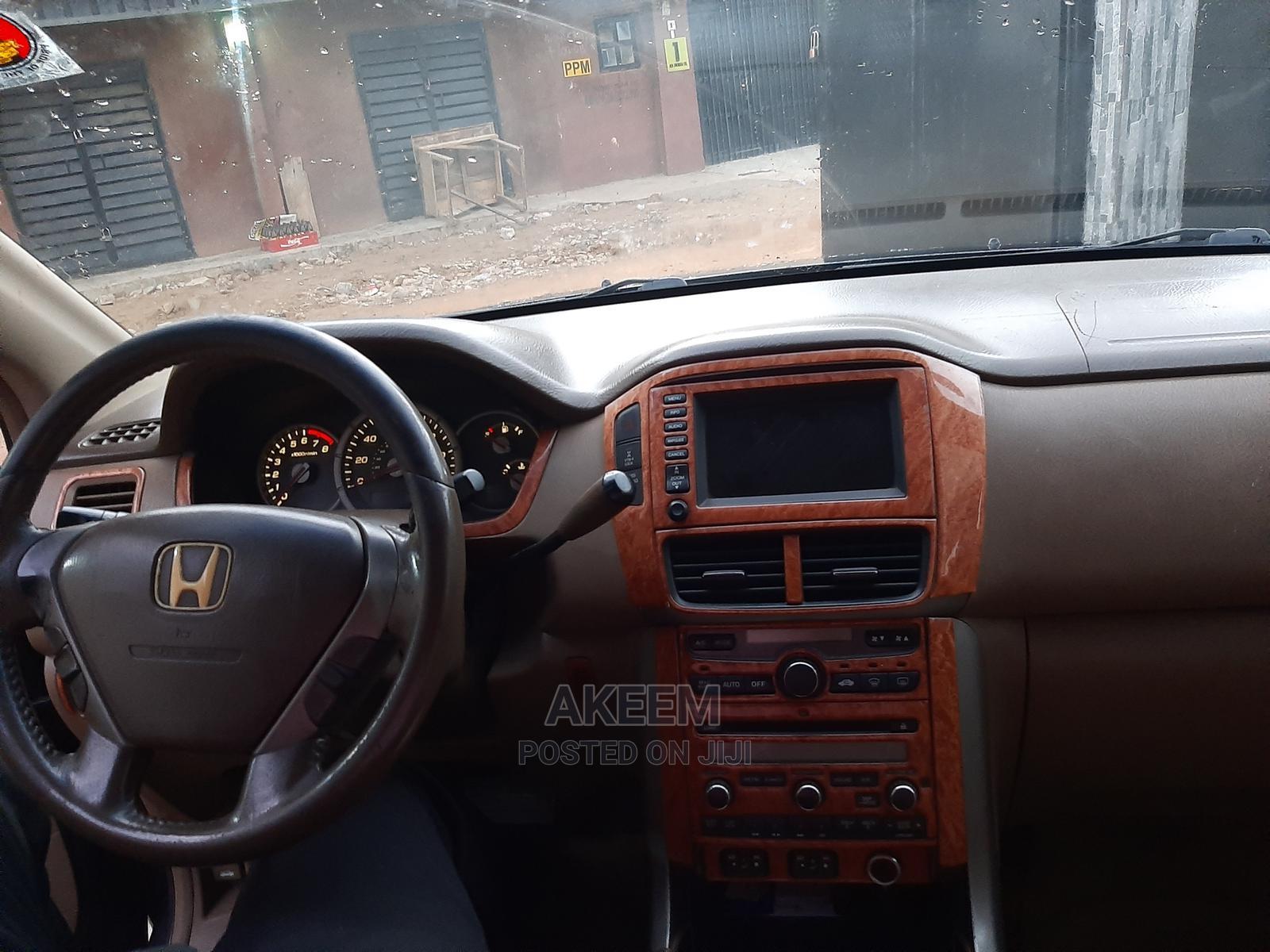 Archive: Honda Pilot 2008 Black