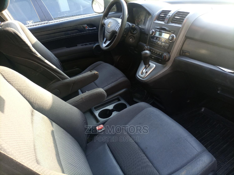 Archive: Honda CR-V 2008 2.4 EX-L Automatic Black