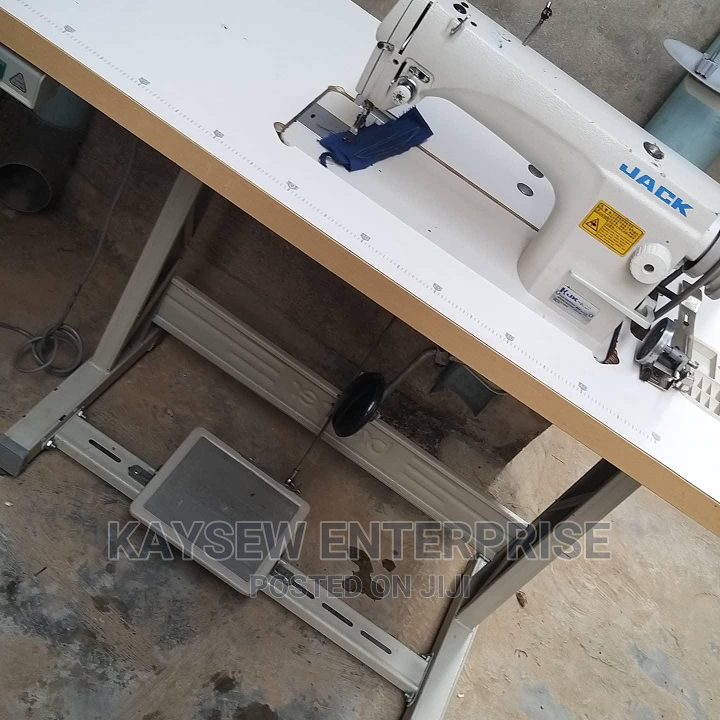 Tokunbo Industrial Straight Sewing Machine