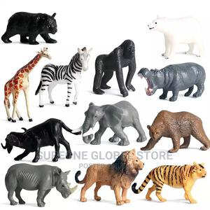 Wild Animal Model Toy Mini Animal | Toys for sale in Lagos State, Ajah