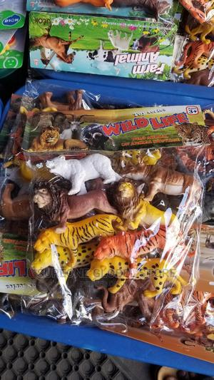 Wild Animals Action Figure | Toys for sale in Lagos State, Ajah