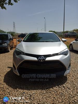 Toyota Corolla 2017 Silver | Cars for sale in Abuja (FCT) State, Gwarinpa