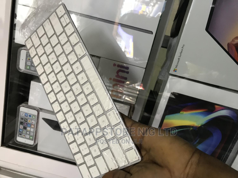 Apple iMac Keyboard-Cute | Computer Accessories  for sale in Ikeja, Lagos State, Nigeria