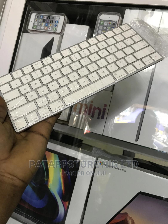 Apple iMac Keyboard-Cute