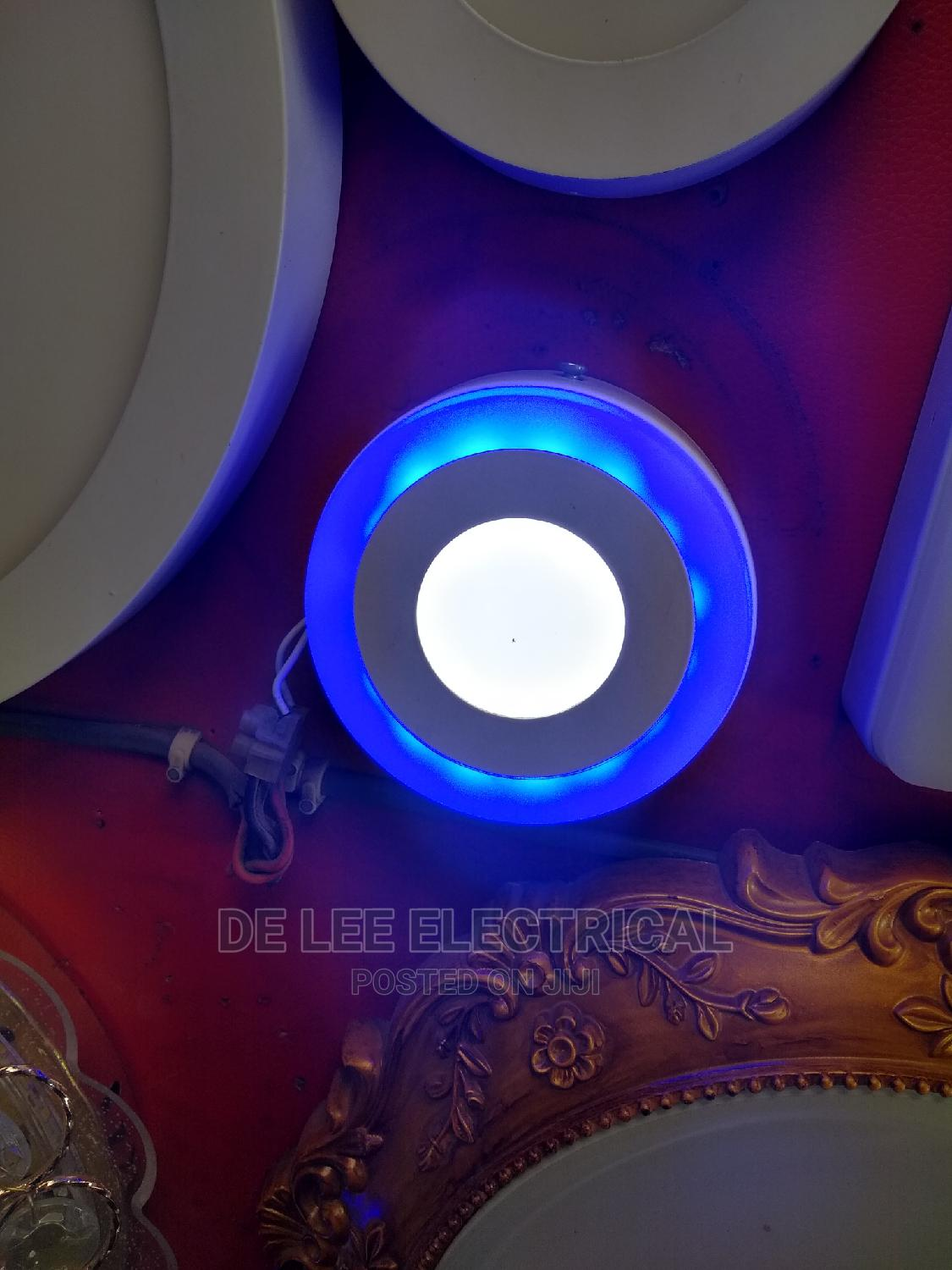 6watts Surface Multiple Color Led