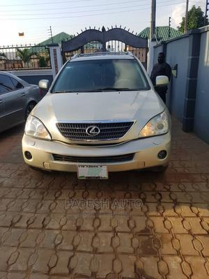 Lexus RX 2006 400h AWD Gray | Cars for sale in Lagos State, Ikorodu