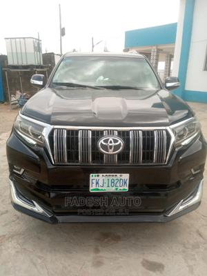 Toyota Land Cruiser Prado 2010 VX Black | Cars for sale in Lagos State, Abule Egba